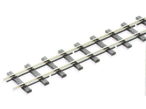Peco SL-600 O SM-32 Streamline Code 200 Flexible Nickel Silver - Straight, Wooden Sleeper Type, 36""