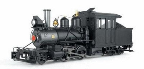 Bachmann 80999 Baldwin 2-4-4 Undecorated