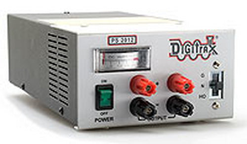 Digitrax PS2012 20 Amp Regulated Power Supply for DCC