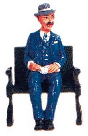 Aristo-Craft 60087 Seated Man In Suit