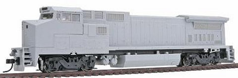Atlas 7242 2 RailUndecorated Dash8-40BW Diesel Locomotive  w/o Decoder
