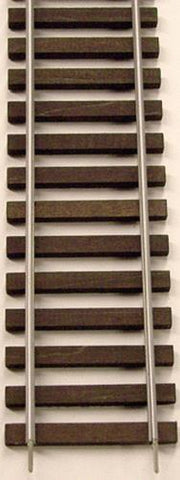 Gargraves 702 #1 Gauge 2-Rail w/SS Rails & Wood Ties