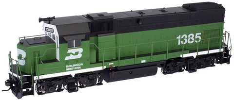 Atlas 3601 O Scale BN GP15-1 #1386 (2 Rail)