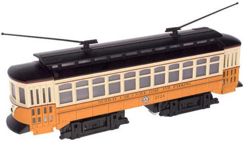 Industrial Rail 1009101 New Jersey Trolley Set