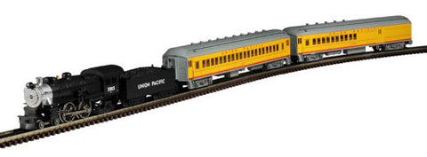 Industrial Rail 1009201 UP Pony Express Train Set