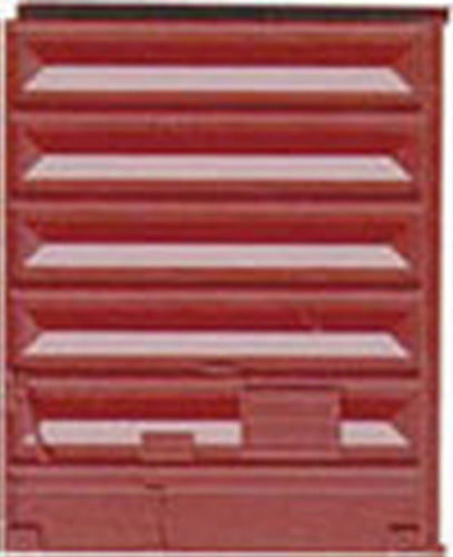 Kadee 2226 HO 8' Foot PS Pullman-Standard Low Tack Board Doors in Boxcar Red