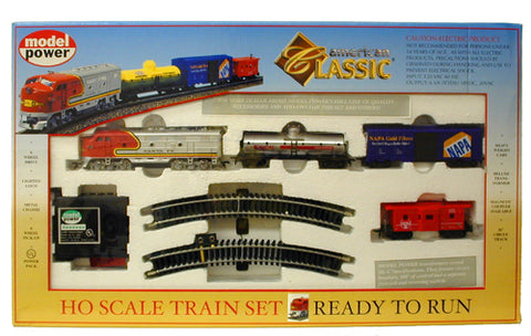 "Model Power 1028 ""The Classic"" Train Set"