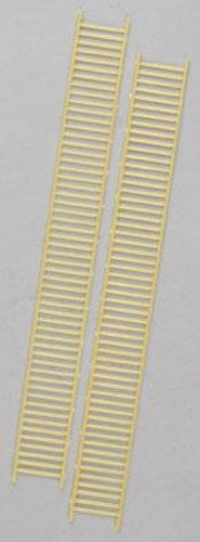 "Plastruct 90496 1/8"" x 7"" x 25/32"" Vertical Railing (Pack of 2)"
