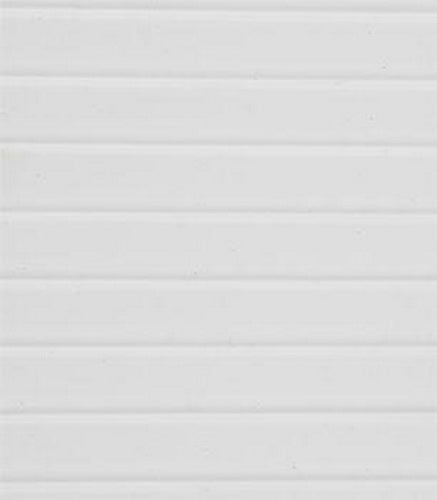 "Plastruct 91556 11"" x 5/16"" x 7"" Clapboard Siding Sheet (Pack of 2)"
