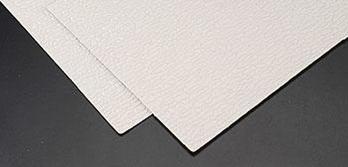 "Plastruct 91565 O 12"" x 7"" Field Stone Sheet (Pack of 2)"
