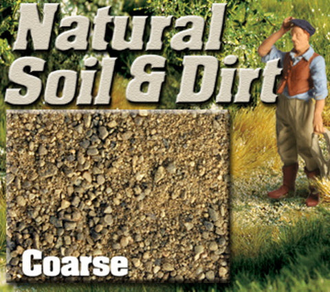 Scenic Express 0423 COARSE NATURAL SOIL/DIRT