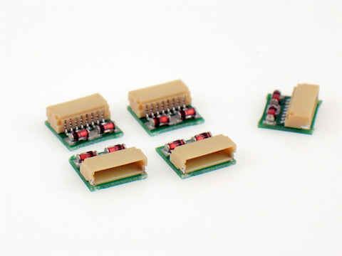 Digitrax DNDP N DCC Decoder Dummy Plugs (5)
