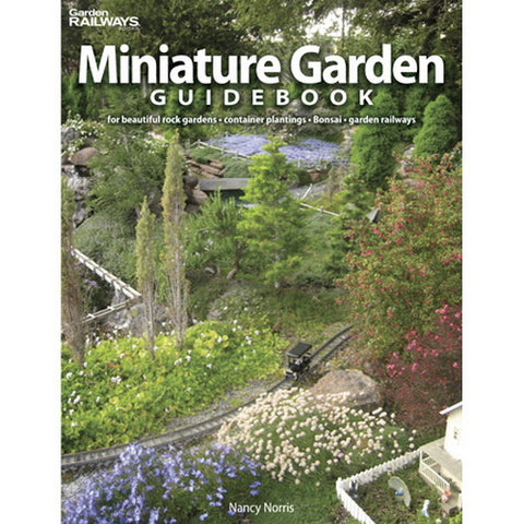 Kalmbach 12444 Miniature Garden Guidebook
