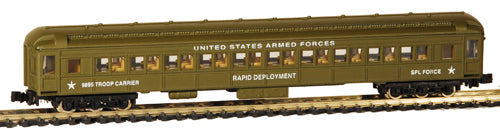 Model Power 88611 US Army Heavyweight Coach