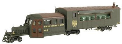 Precision Craft Models 430 On30 East Broad Top Galloping Goose