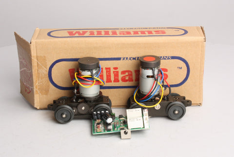 Williams 00243 6-Wheel Truck Dummy PA, E7, & EP5 Diesel Loco Motorizing Upgrade Kit