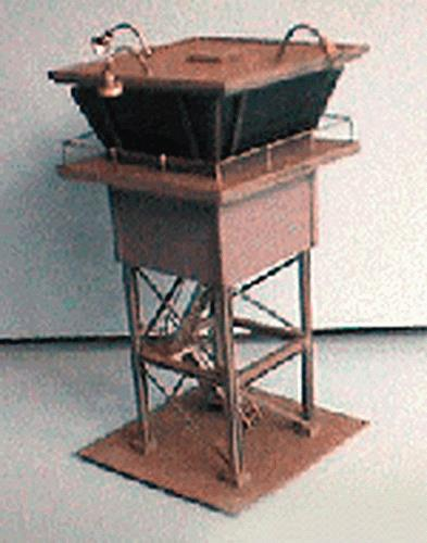 Alpine Division Scale Models 80 Modern yard tower