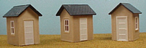 AM Models 116 HO Small Sheds (3)