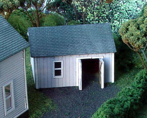 Branchline Trains 633 HO Laser Art Tool Shed