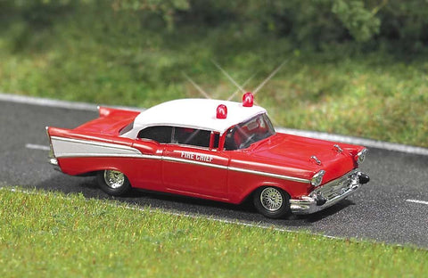 Busch 5606 Chevy Bel Air w/Lights