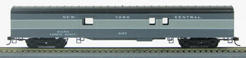 Con-Cor 11033 HO New York Central 72' Streamlined Baggage Passenger Car