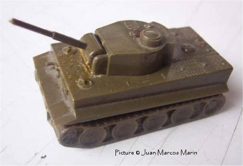 EKO 4010 HO Germany World War II Tiger Tank