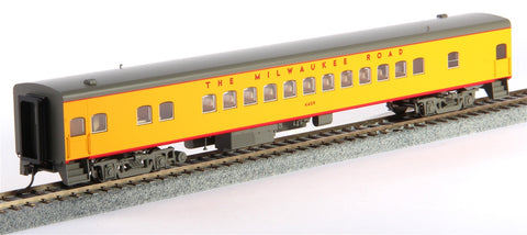 Fox Valley Models 10039 HO Milwaukee Road 1935 Hiawatha Streamlined Coach #4409