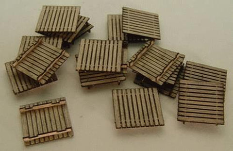 GCLaser 1102 N Scale Pallets 36/ Plywood Kit