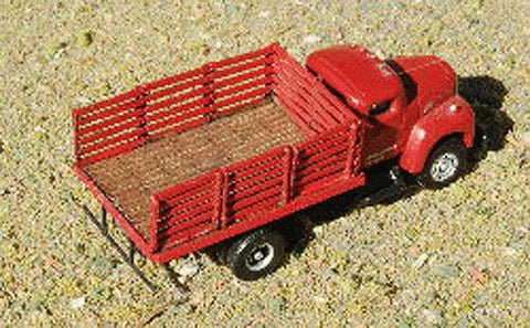GCLaser 2231 N Scale Stake Bed Truck Kit