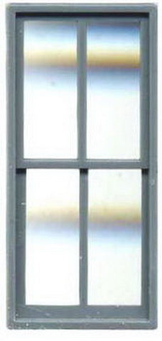Grandt Line 8013 N Factory Double-Hung 4-Pane Windows (8)