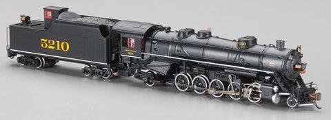 Bachmann 83353 Spectrum USRA Light 2-10-2 Southern #5210 N