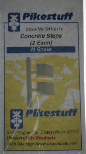 Pikestuff 8110 N Concrete Steps (Pack of 2)