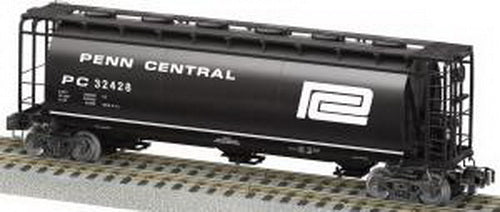 American Flyer 6-48657 S Scale Norfolk Southern Penn Central Heritage Cylindrical Hopper