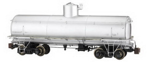 Spectrum 88498 1:20.3 Scale Undecorated Frameless Tank Car - Metal Wheels