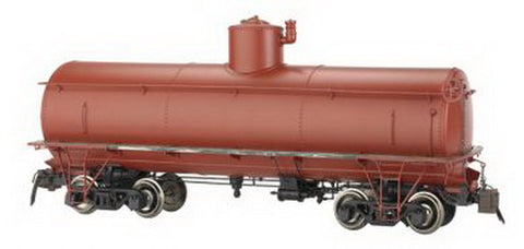 Spectrum 88499 1:20.3 Undecorated Oxide Red Frameless Tank Car
