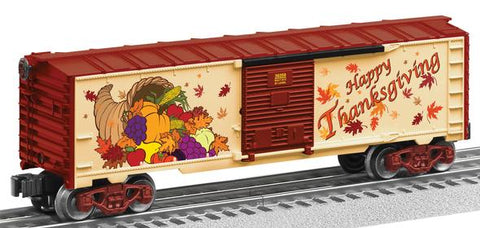 Lionel 6-39359 Thanksgiving Boxcar