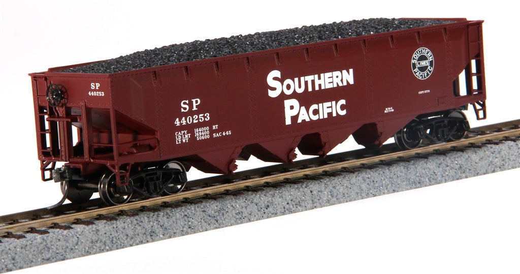 MTH 85-75035 Southern Pacific HO Scale 70t Quad Hopper #440258