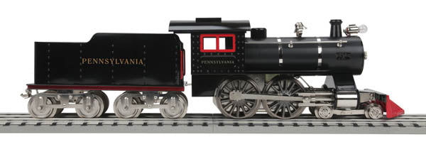 MTH 11-10191 TP Pennsylvania #6 Steam Locomotive & Tender w/PS2.0