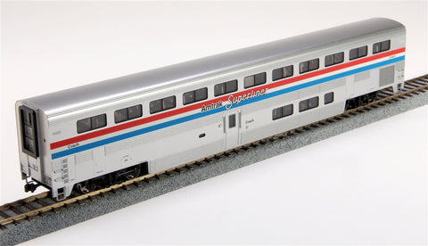 Kato 35-6052 HO Scale Amtrak Superline Coach - Phase III