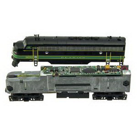MRC 1833 N DCC Sound & Control Decoder Fits InterMountain FP7s