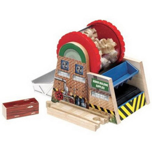 Fisher Price Y4094 Thomas & Friends™ Wooden Railway Wood Chipper