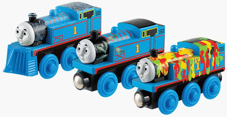 Fisher Price Y4102 Thomas & Friends™ Wooden Railway Adventures of Thomas (3)