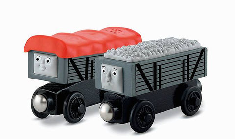 Fisher Price Y4421 Thomas & Friends™ Wooden Railway Giggling Troublesome Trucks