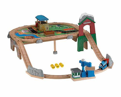 Fisher Price Y4478 Thomas & Friends™ Mountaintop Supply Run Set