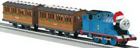Lionel 6-30162 Thomas the Tank Enginer Remote Controlled Christmas Train Set