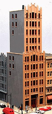 Lunde Studios 23 HO Falcon Tower Building Resin Kit