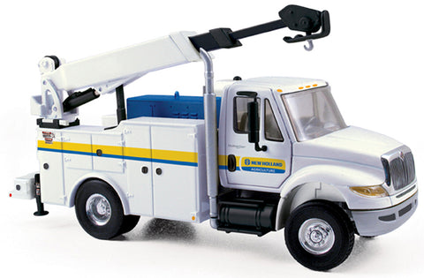First Gear 503188 1:50 New Holland Agriculture International DuraStar Service Truck