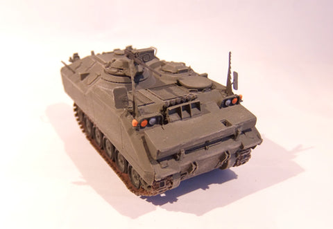Trident Miniatures 87139 HO YPR-765A1 PRCO Tracked Armored Vehicle Kit