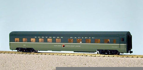 "USA Trains 31084 G Northern Pacific ""North Coast Limited"" Sleeper Car"
