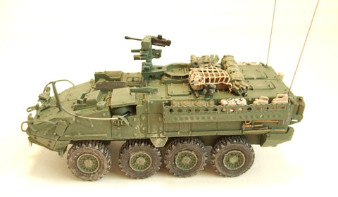 "Trident Miniatures 87090 HO Modern US Army ""Stryker"" ICV Armored Fighting Vehicles"